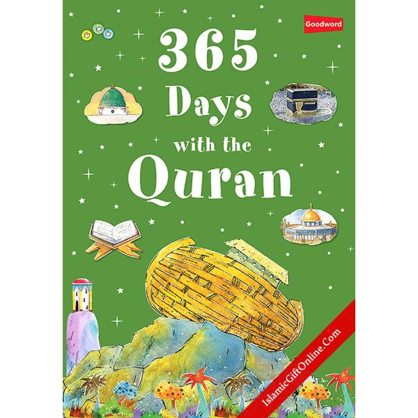 365 Days with the Quran - Hardback