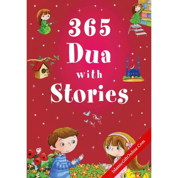 365 Dua with Stories - Hardback