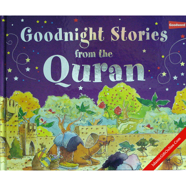 Goodnight Stories from the Quran - English