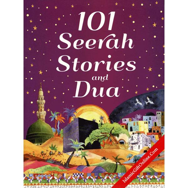 101 Seerah Stories and Dua - Paperback