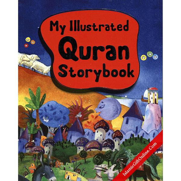 My Illustrated Quran Storybook - Hardback