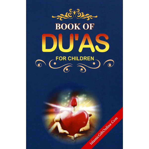 Book of Dua'as for Children