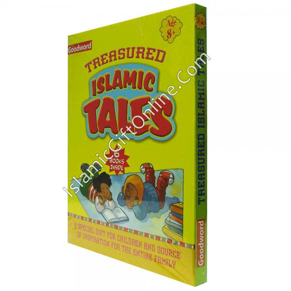 Treasured Islamic Tales Gift Box (6 Paperback Books)