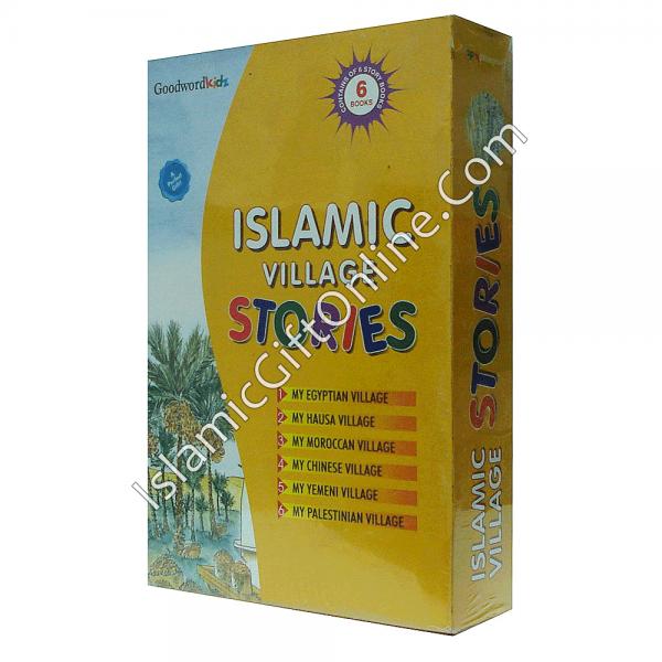My Islamic Village Gift Box (Six Hardback Books)