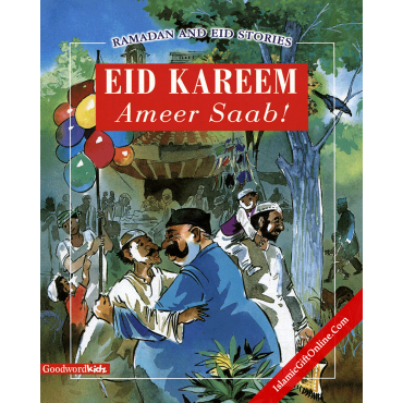Eid Kareem Amir Sahab! (Ramadan and Eid Stories)