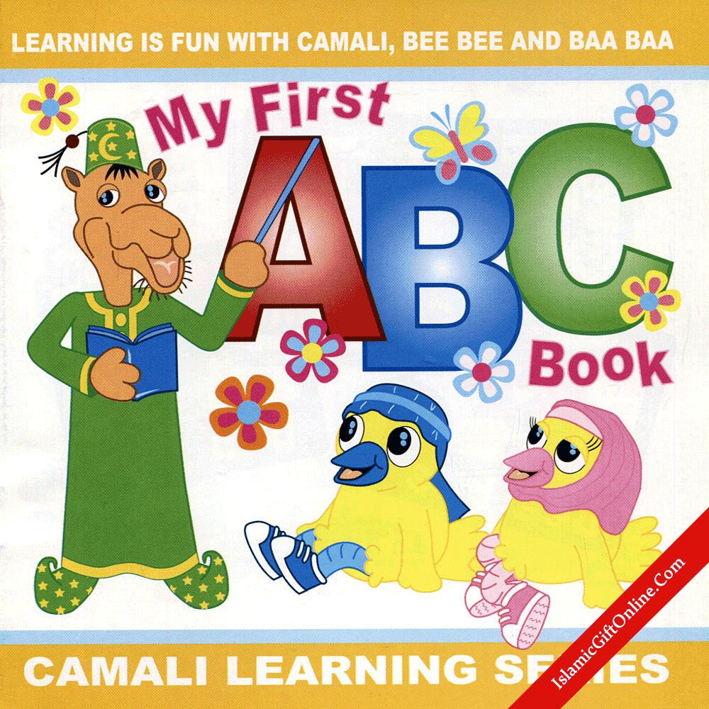 My First ABC Book ( Learning is fun with Camali, Bee Bee and Baa Baa)