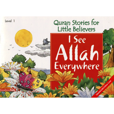 I See Allah Everywhere (Quran Stories for Little Believers)
