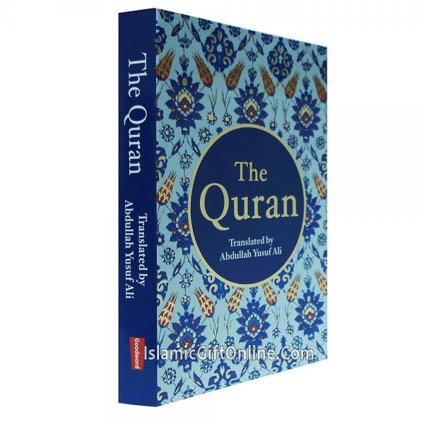 The Holy Quran (Tr. Abdullah Yusuf Ali)