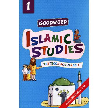 Goodword Islamic Studies Textbook for Class 1