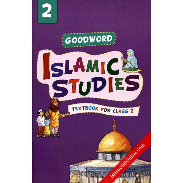Goodword Islamic Studies Textbook for Class 2