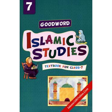 Goodword Islamic Studies Textbook for Class 7