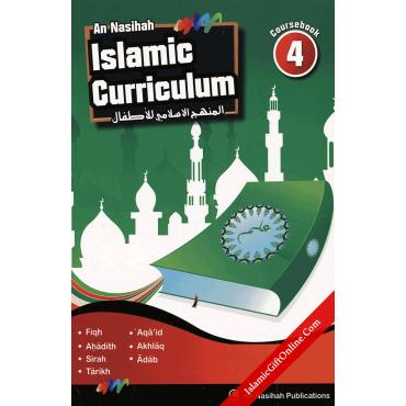 An Nasihah Islamic Curriculum Coursebook 4