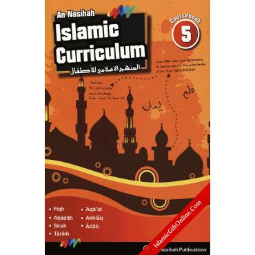 An Nasihah Islamic Curriculum Coursebook 5