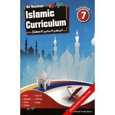 An Nasihah Islamic Curriculum Coursebook 7