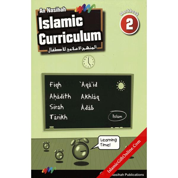 An Nasihah Islamic Curriculum Workbook 2