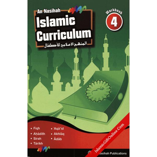 An Nasihah Islamic Curriculum Workbook 4