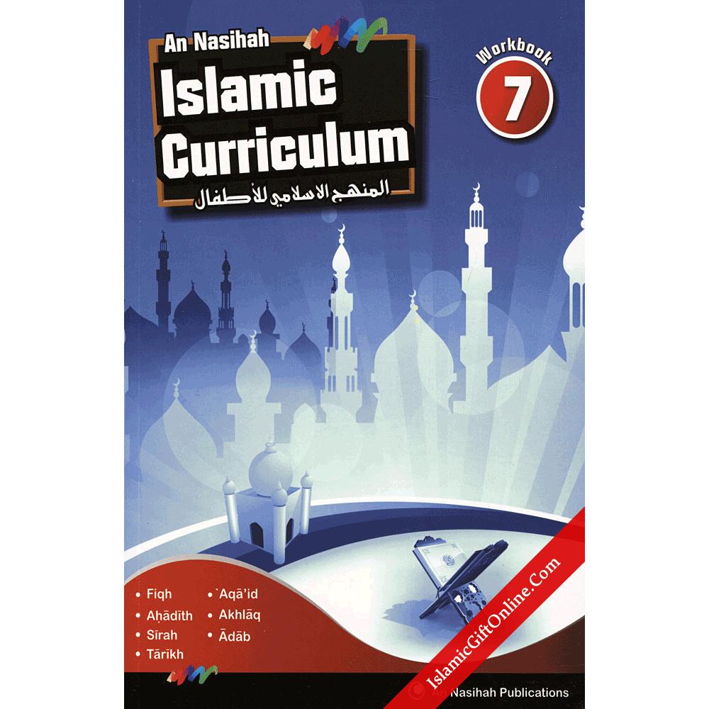 An Nasihah Islamic Curriculum Workbook 7