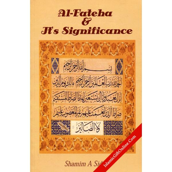 Al-Fateha & it's Significance