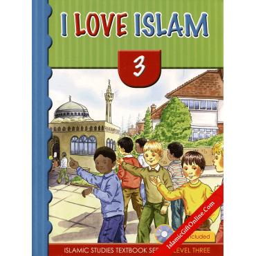 I Love Islam Textbook: Level 3
