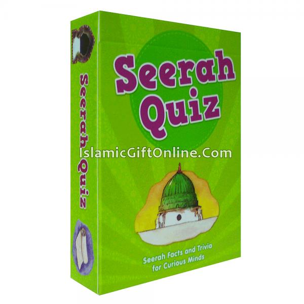 Seerah Quiz Cards