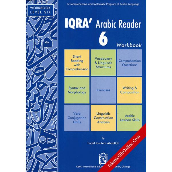 IQRA' Arabic Reader 6 - Workbook